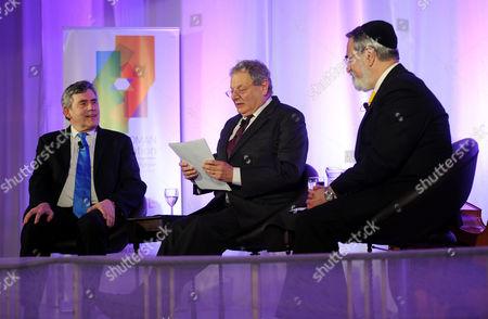 Editorial photo of Opening of the Hardman Memorial Wing at Hendon United Synagogue, London, Britain - 15 Jun 2011