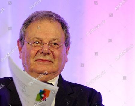 Stock Image of Sir Martin Gilbert