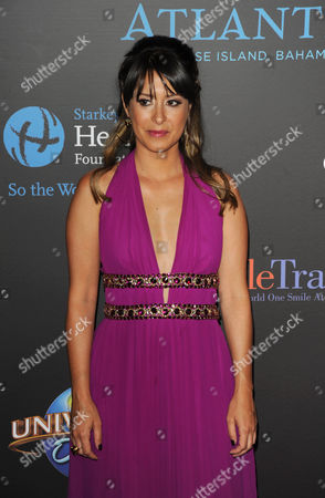 Stock Photo of Kimberly McCullough