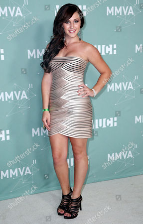 Editorial picture of MuchMusic Video Awards, Toronto, Canada - 19 Jun 2011