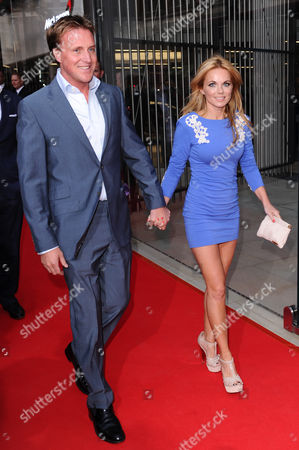 Henry Beckwith and Geri Halliwell