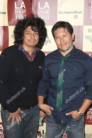 George Paez; J. Eddie Martinez