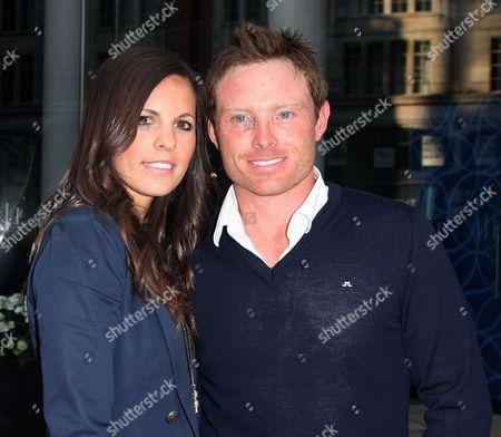 Stock Photo of Chantal Bastock and Ian Bell