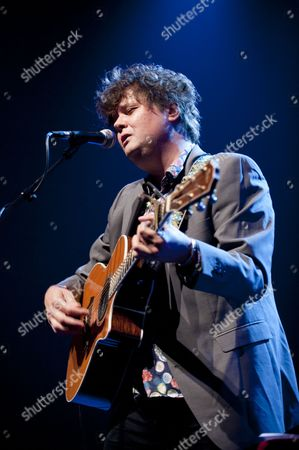 Editorial picture of Ron Sexsmith in concert at the Southbank Meltdown Festival, Royal Festival Hall, London, Britain - 16 Jun 2011