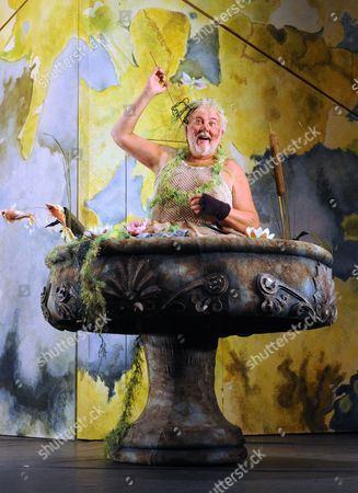 Editorial picture of 'Mr Stink' performed at the Hackney Empire, London, Britain - 21 Jun 2011