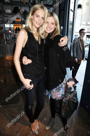 Editorial photo of Cocktail Party for Kit Willow Hosted By Poppy Delevingne at The Rising House, London, Britain - 22 June 2011