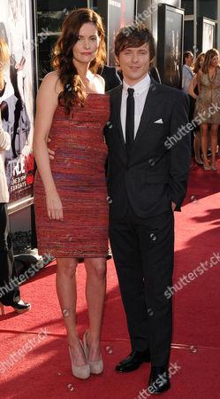 Jamie Anne Allman and Marshall Allman