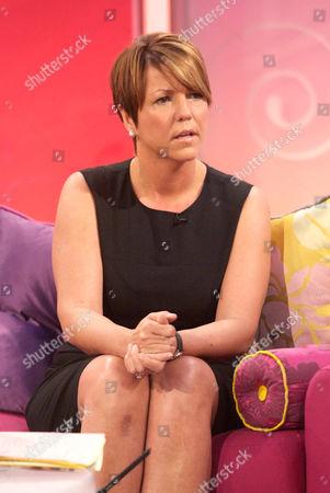 Editorial picture of 'Lorraine Live' TV Programme, London, Britain - 23 Jun 2011