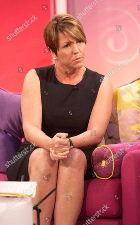 Editorial photo of 'Lorraine Live' TV Programme, London, Britain - 23 Jun 2011