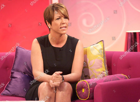 Editorial image of 'Lorraine Live' TV Programme, London, Britain - 23 Jun 2011