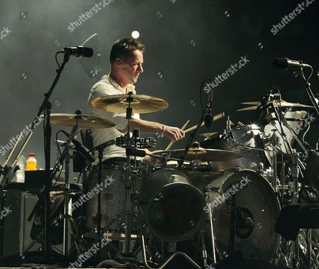 U2 - Larry Mullen Jnr