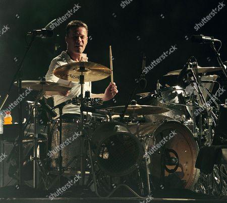Stock Picture of U2 - Larry Mullen Jnr