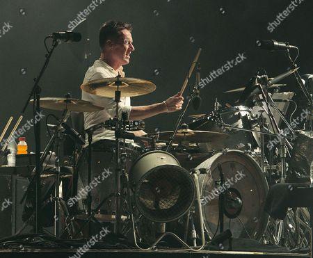 Editorial image of U2 in concert at M&T Bank Stadium, Baltimore, America - 22 Jun 2011
