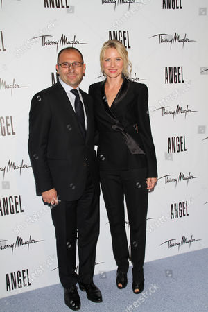 Stock Picture of Jonathan Zrihen and Naomi Watts