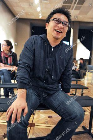 Stock Picture of Makoto Nakamura