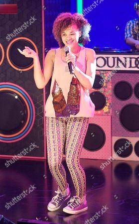 Stock Photo of Soundgirl - Nicole Short