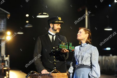 Editorial picture of 'The Railway Children' play at Waterloo Station, Lodon, Britain - 24 Jun 2011