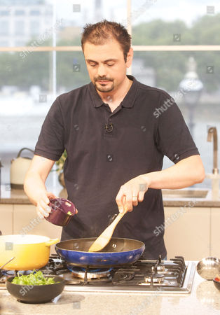 Editorial image of 'This Morning' TV Programme, London, Britain - 24 Jun 2011
