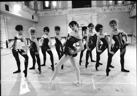 Alessandra Ferri With Dancers From The London Festival Ballet