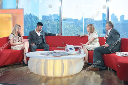Editorial image of 'Daybreak' TV Programme, London, Britain - 27 Jun 2011