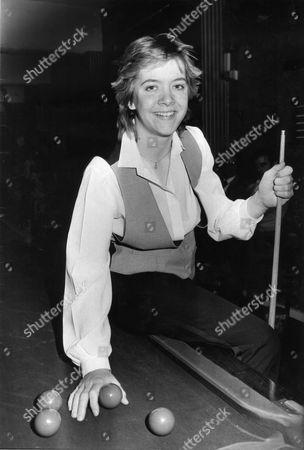 Allison Fisher Snooker Player