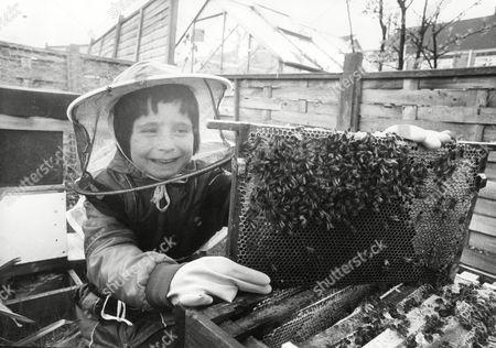 Joe Cross Aged 6 From Hull Who Keeps Bees.