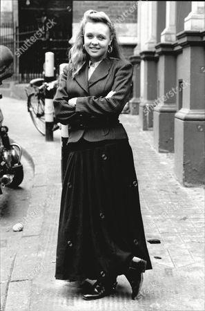 Stock Photo of Actress Kate Gorman.