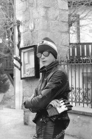 John Paul Getty Iii Grandson Of Multi-millionaire 1974.