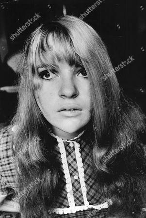 Acrtess And Singer Dana Gillespie In 1965.
