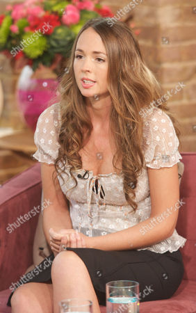 Editorial picture of 'This Morning' TV Programme, London, Britain - 28 Jun 2011
