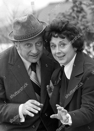 Stock Picture of Peter Dulay and Sheila Bernette