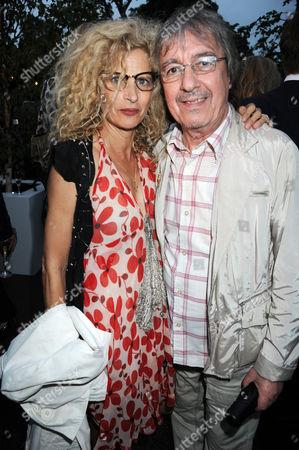 Suzanne Accosta and Bill Wyman