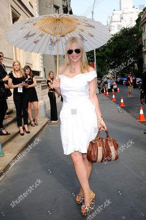 Editorial picture of The Salvatore Ferragamo Resort 2012 Collection, New York, America - 28 Jun 2011