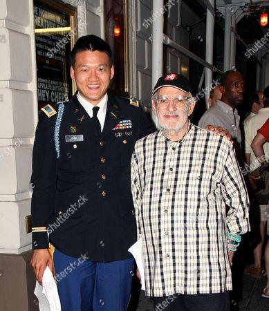 Lieutenant Daniel Choi, Larry Kramer