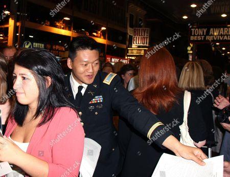 Lieutenant Daniel Choi
