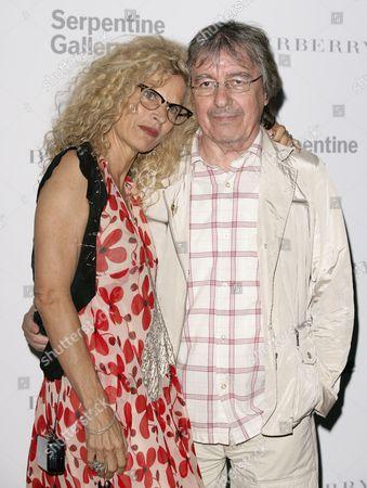 Suzanne Accosta & Bill Wyman