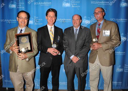 Dan Golden, John Hechinger, Jim Cramer, John Lauerman