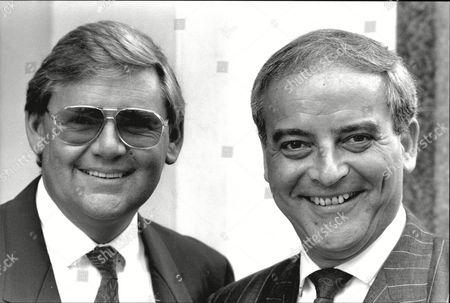 Stock Image of Australian Fashion Designers George Gross And Harry Watt.