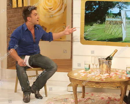 Editorial image of 'This Morning' TV Programme, London, Britain - 29 Jun 2011
