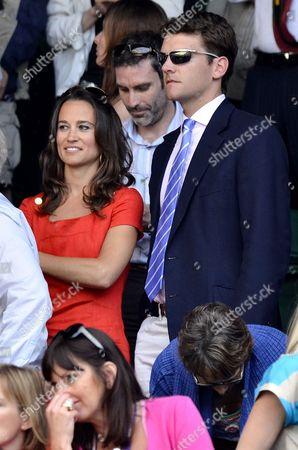 Editorial picture of Wimbledon Tennis Championships, Wimbledon, London, Britain - 29 Jun 2011