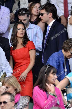 Editorial photo of Wimbledon Tennis Championships, Wimbledon, London, Britain - 29 Jun 2011