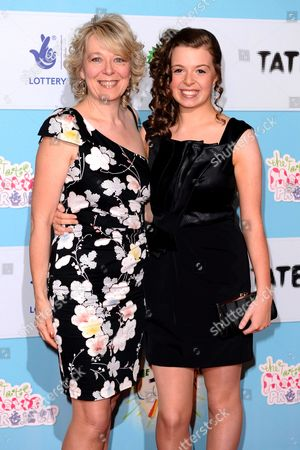 Rachel Rawlinson and mother