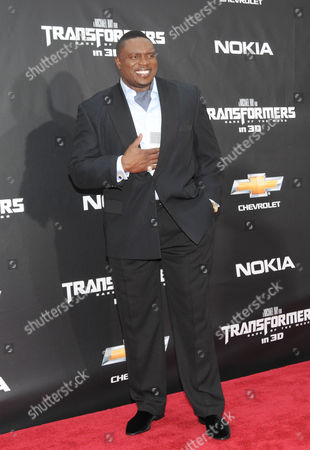 Editorial image of 'Transformers: Dark of the Moon' Film Premiere, New York, America - 28 Jun 2011