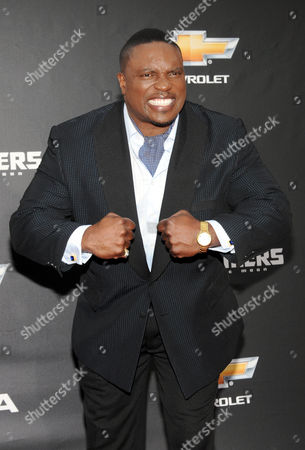 Stock Photo of Lester Speight