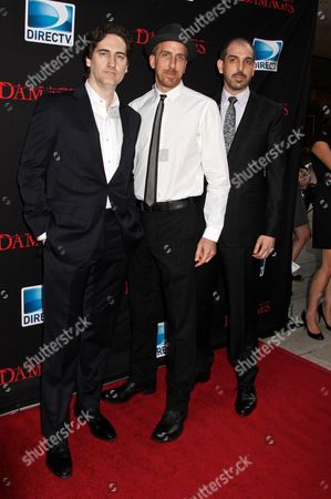 Executive Producers Daniel Zelman, Todd A. Kessler and Glenn Kessler