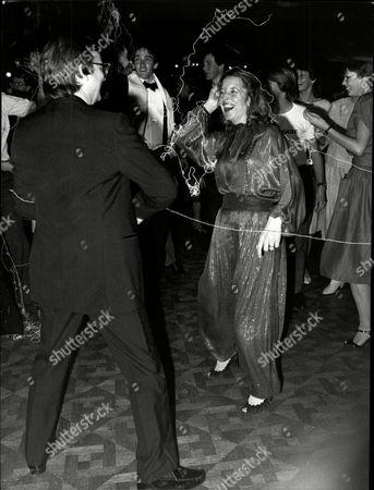 M.p. John Selwyn Gummer (baron Deben) Dancing With His Wife At Blackpool.