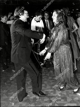 M.p. John Selwyn Gummer (baron Deben) Dancing With His Wife.