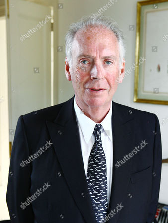 Editorial photo of Former Conservative politican Lord Alexander Hesketh at home in Kensington, London, Britain - 23 Jun 2011