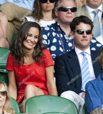 Pippa Middleton and Alex Louden