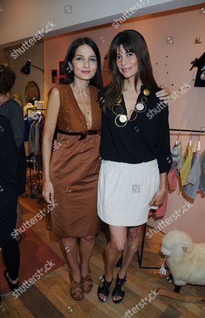 Yasmin Mills and Lisa B